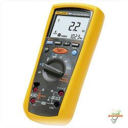 Fluke - FLUKE-1587 - Insulation Multimeter -- Insulation Test Voltages 50V, 100V, 250V, 500V, 1000V - Insulation test 0.01 M&#8486 to 2.0 G&#8486