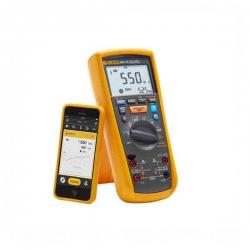 Fluke - FLUKE-1587-FC - Insulation Multimeter -- FC Series - Insulation Test Voltages 50V, 100V, 250V, 500V, 1000V - Insulation test 0.01 M to 2.0 G