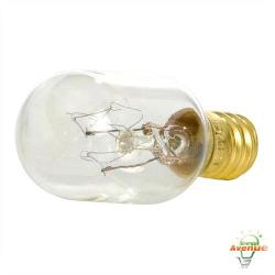 Feit - 15T7C - Clear Appliance T7 Tubular Bulb -- 15 Watt - 120V - E12 Candelabra Base - T7 Bulb - 2,000 Life Hours - 2700K Warm White