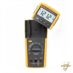 Fluke - FLUKE-233 - Remote Display Multimeter -- Wireless Display - 10,000 &#956F capacitance range - Measures up to 1000VAC/DC - 10A (20 A for 30 Seconds)