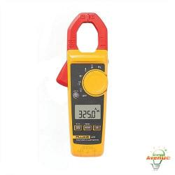 Fluke - FLUKE-323 - True-rms Clamp Meter -- 600VAC/DC Measurement - 400 A AC Current Measurement - Continuity &#8804 70 &#8486