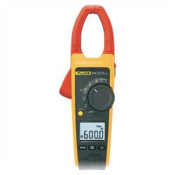 Fluke - FLUKE-374 - True-rms AC/DC Clamp Meter -- Comes with Carrying Case and TL75 test leads