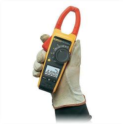 Fluke - FLUKE-375 - 600Amp True-rms AC/DC Clamp Meter -- Comes with Carrying Case and TL75 Test Leads