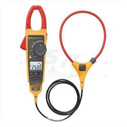"Fluke - FLUKE-376 - 1000Amp True-rms AC/DC Clamp Meter with iFlex&#8482 -- 18"" Flexible Probe - Comes with Carrying Case and TL75 Test Leads"