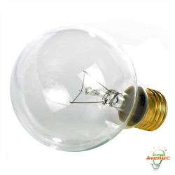Feit - 40G25-130 - Clear Bath & Vanity Globe Light Bulb