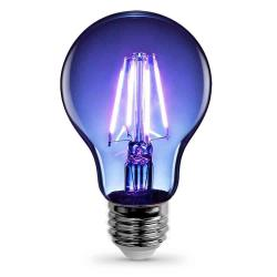Feit - A19/TB/LED - Blue LED Filament Bulb