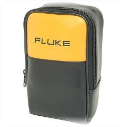 Fluke - FLUKE-C25 - Large Soft Case for DMMs -- Black and Yellow