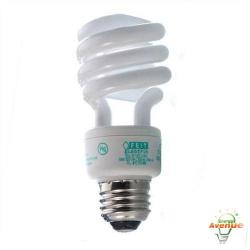 Feit - ESL13T/ECO - Mini Twist CFL -- 13 Watt - Medium (E26) Base - Spiral Bulb - 120V - 2700K Warm White
