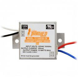 Fulham TC1 1200350-15C - 15W Constant Current LED Driver