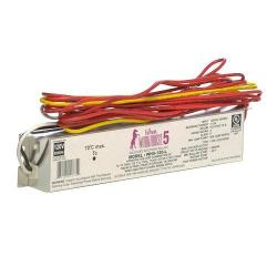 Fulham - WH5-120-L - Fulham Electronic Fluorescent Ballast -- Instant Start - 128W Max Load - (1-4) Lamp - WorkHorse 5 - 120VAC