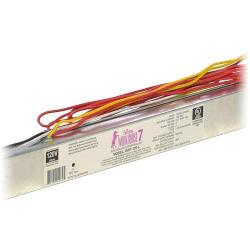 Fulham - WH7-120-L - Fulham Electronic Fluorescent Ballast -- Instant Start - 220W Max Load - (1-4) Lamp - WorkHorse 7 - 120VAC