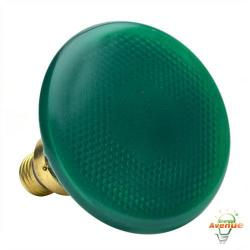 GE 13474 100PAR/G/85WM6PK - 85W Green Colored Incandescent Floodlight