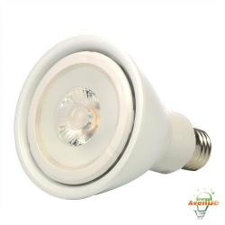 Green Creative - 40621 - 14PAR30G3DIM/827FL40 - White PAR30 Dimmable LED Flood Lamp - 75 Watt Halogen Equivalent -- 14 Watt - 120V - 82 CRI - E26 Medium Base - PAR30 Bulb - 2700K Warm White - 40&deg Beam Angle
