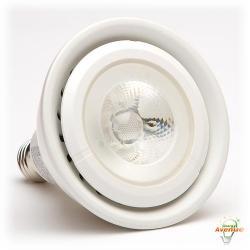 Green Creative - 40650 - 16PAR38G3DIM/827NFL25 - PAR38 LED - 120 Watt Halogen Equivalent -- 16 Watt - 2700K - 25&deg Beam Angle