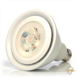 Green Creative - 40705 - 19PAR38G3/840FL40/277V - LED PAR38 Flood Light - 120 Watt Halogen Equivalent -- 19 Watt - Universal Voltage - 120-277V - Medium (E26) Base - 4000K - 40&deg Beam Angle