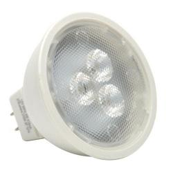 Green Creative - 40721 - 4MR16G4/827FL36 - MR16 LED - 20 Watt Halogen Equivalent -- 4 Watt - 2700K - 36 Degree Beam Angle