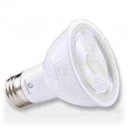 Green Creative - 58109 - 8PAR20DIM/930FL40 - LED PAR20 Bulb -- 8W - 50 Watt Halogen Equivalent - E26 - 40 Degree - 3000K - Dimmable