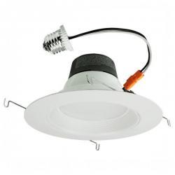 Green Creative - 97756 - 10DL6DIM/827 - LED Retrofit Downlight -- E26 - 10 Watt - 65 Watt Incandescent Equal - 2700K