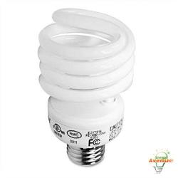 GE 42164 - 23W Spiral T3 Compact Fluorescent - 100W Incandescent Equal