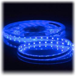 GBL Lighting - FLEX-3M-OUT-12V BLUE - 3M LED In/Out Strip -- 14.5 Watt - 12V DC - 180 LEDs - Blue