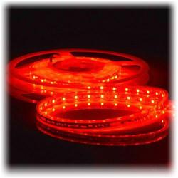 GBL Lighting - FLEX-3M-OUT-12V RED - 3M LED In/Out Strip -- 14.5 Watt - 12V DC - 180 LEDs - Red
