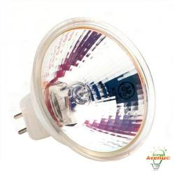 GE 25481 Q20MR16/SP - 20 Watt MR16 Halogen Lamp - 2900K -- 12V - GX5.3 Base - 275 Lumens - 3500 Center Beam Candle Power