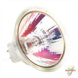 GE 25483 Q50MR16/SP - 50 Watt MR16 Halogen Lamp - 2900K -- 12V - GX5.3 Base - 890 Lumens - 9500 Center Beam Candle Power