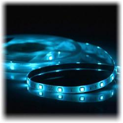 GBL Lighting - RGB-TAPE-5M - RGB Flex Strips -- Indoor - 35 Watt - 12V DC - 150 LEDs - Red, Green, Blue