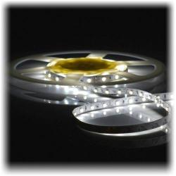 GBL Lighting - LED TAPE-3M-12V WHITE - 3M LED Flex Tape -- 14.4 Watt - 12V DC - 180 LEDs - White