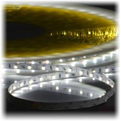 GBL Lighting - LED TAPE-25M-12V WH - 25M LED Flex Tape -- 125 Watt - 12V DC - 1500 LEDs - White