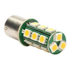 Halco - 80691 - JC20/2WW/BA15S/LED - Miniature LED Bulb - 20 Watt Incandescent Equivalent -- 2.4 Watt - BA15S Base - 3000K