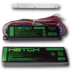Hatch Lighting - ELP12-UNV-K-DP - 12W LED Emergency Driver Kit with LED Module