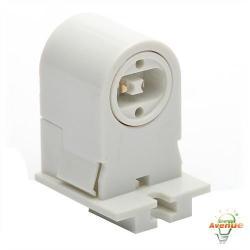 H&M - LH0165 - T8/T10/T12 HO/VHO Fixed Lampholder -- 660 Watt - 600 Volt