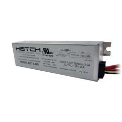 Hatch Lighting - RS12-300 - 300W Electronic Low Voltage Transformer