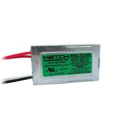 Hatch RS-1275M-LED - 75 Watt A/C LED Driver - RS LED Series -- 12 VAC Output Voltage - 50/60Hz Input Frequency - 120 VAC Input Voltage - .90 Power Factor