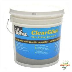 Ideal - 31-381 - ClearGel Wire Pulling Lubricant -- 1 Gallon - UL Listed