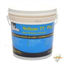 Ideal - 31-391 - Yellow 77 Plus -- 1 Gallon - UL Listed