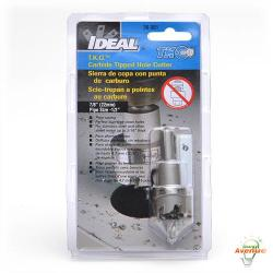 Ideal - 36-301 - 7/8 Inch Carbide Tipped Hole Cutter