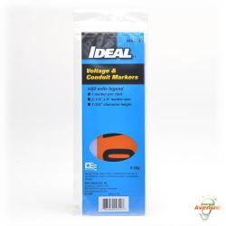 Ideal - 44-314 - Voltage and Conduit Marker Cards