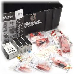 Ideal - 44-979 - Standard Lockout Kit -- 27 Pieces