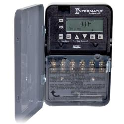 Intermatic - ET8215C - Astronomic Electronic Time Switch