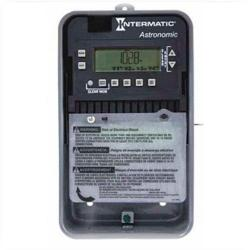 Intermatic - ET8415CR - 4-Circuit 7-Day Astronomic Time Switch