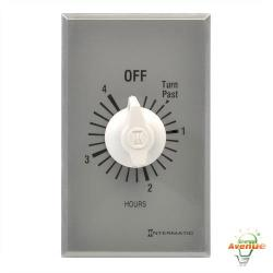 Intermatic - FF34H - 4 Hour Spring Wound Timer