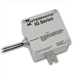 Intermatic - IG1200RC3 - AC Surge Protector -- Single (Split) Phase - Type 1 or 2 SPD - Hardwired - 50kA Max. Capacity - 120/240 Volt - NEMA 3R Indoor/Outdoor Enclosure