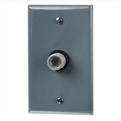 Intermatic - K4321C - Thermal-Type Photocell -- Dusk-To-Dawn - 120V - Comes with Nema 3R Gray Wall Plate - Fixed Position Mounting