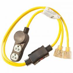 Milbank - INVPCORD1 - Parallel Cord -- for MPG2000IP - 60Hz