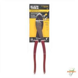 Klein Tools - 1005 - Crimping /Cutting Tool - Crimps 10-22 AWG Wire
