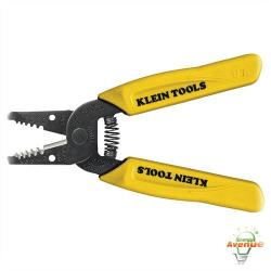 Klein Tools 11045 - Wire Stripper / Cutter - Yellow Handles