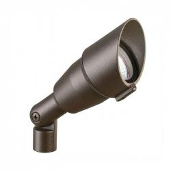 Kichler - 15374AZT - Accent Light - 12V -- 50W - Aluminum Housing - Textured Architectural Bronze