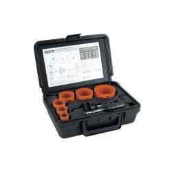Klein Tools 31902 - 8-Piece Bi-Metal Hole Saw Kit